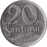 20 Santimu – reverse