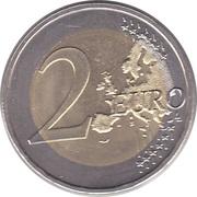 2 Euro -  reverse