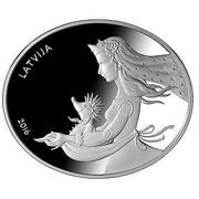 5 Euro (Fairy Tale Coin II. Hedgehog's Coat) -  obverse