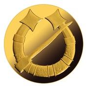 20 Euro (Gold Brooches. The Horseshoe Fibula) -  obverse