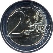 2 Euro (Latgale) -  reverse