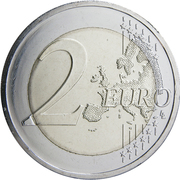 2 Euro (Zemgale) -  reverse