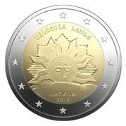 2 Euro (The Rising Sun) -  obverse