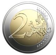 2 Euro (The Rising Sun) -  reverse