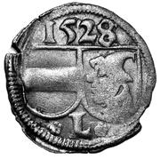 1 Pfennig - Johann IV (Pfreimd) – obverse