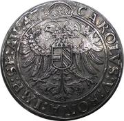 1 Thaler - Georg III – reverse