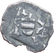 1 Pfennig - Johan III. (Hals) – obverse