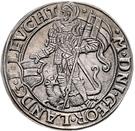 ½ Thaler - Georg III. – obverse