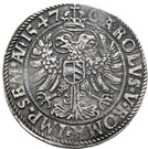½ Thaler - Georg III. – reverse