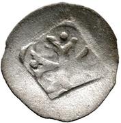 1 Heller -  Johann II. und Sigost (Pleystein) – reverse