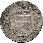 1 Batzen - Johann IV. – reverse