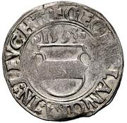 1 Batzen - Georg III. – obverse