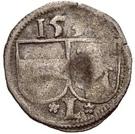1 Pfennig - Georg III. – obverse