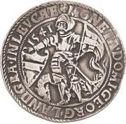 1 Thaler - Georg III. – obverse