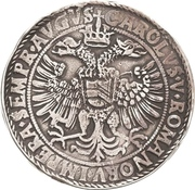 1 Thaler - Georg III. – reverse