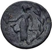 Bronze Æ16 -  reverse