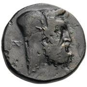 Bronze Æ19 – reverse