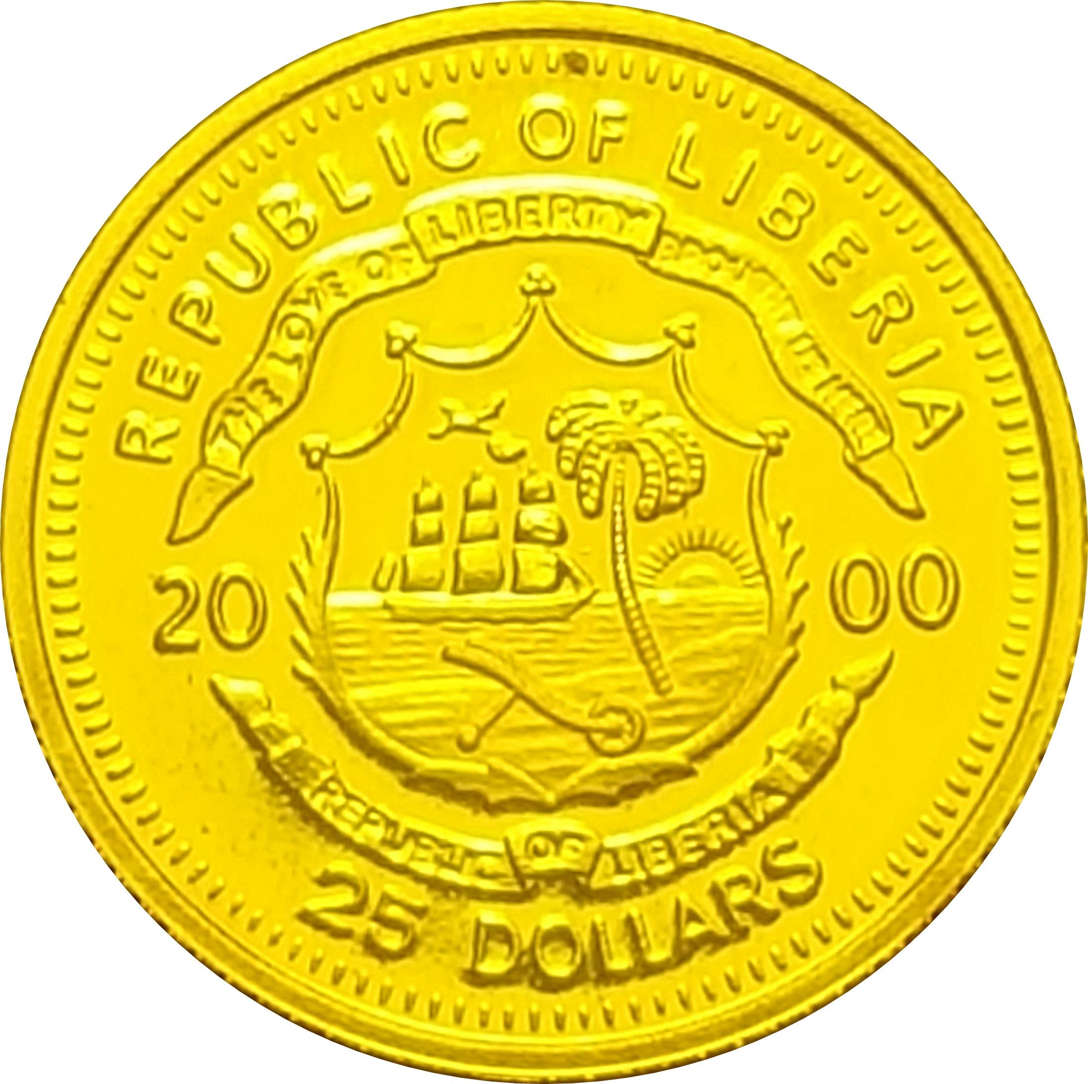 25 Dollars George Washington