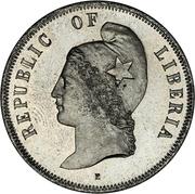½ Dollar – obverse