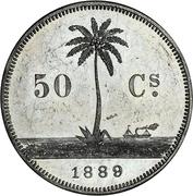 ½ Dollar – reverse