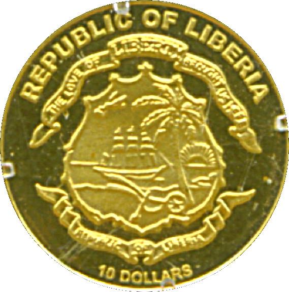 10 Dollars Krugerrand
