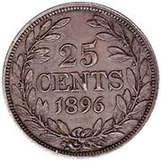 25 Cents – reverse
