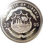 10 Dollars (Germany) – obverse