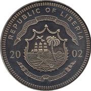 10 Dollars (Liberty Bell) – obverse