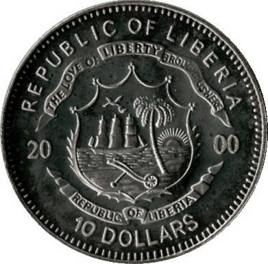 10 Dollars Statue Of Liberty