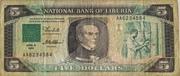 5 Dollars – obverse