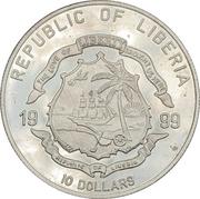 10 Dollars (Bartolomeu Nodal Vijia) -  obverse