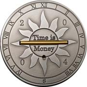 10 Dollars (Sundial) -  reverse