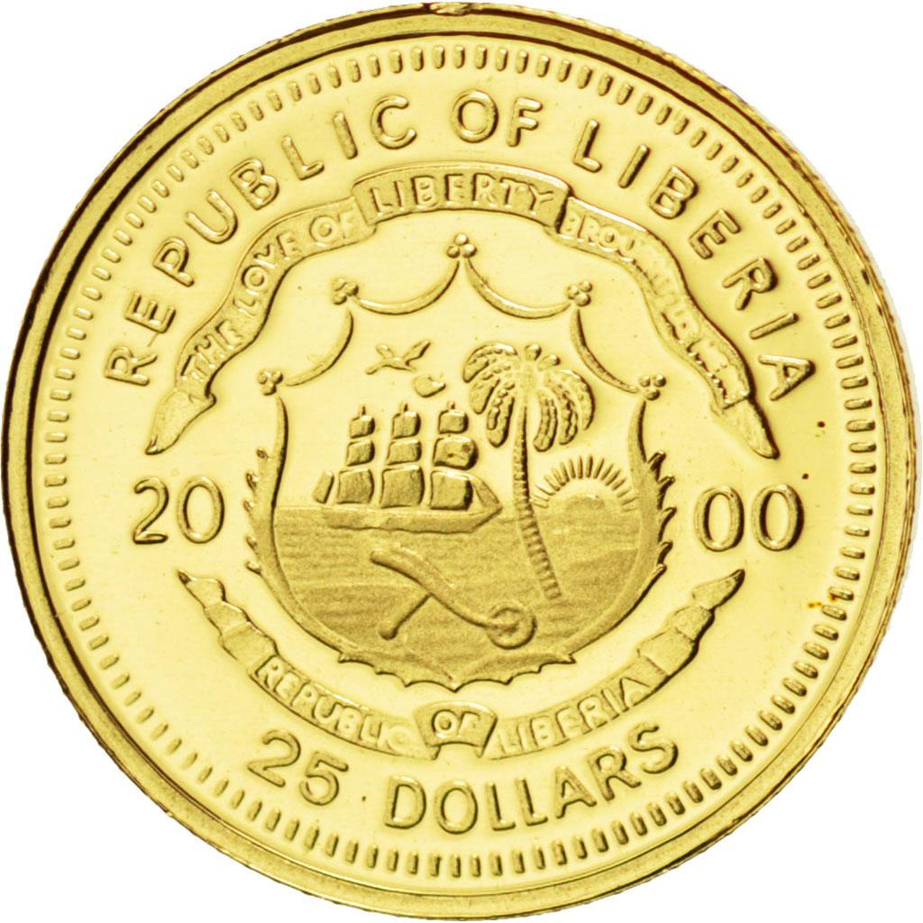25 Dollars Queen Elizabeth II