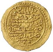 Sultani - Suleiman II – obverse