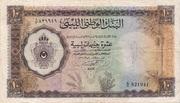 """10 Livres """"National Banque"""" – obverse"""