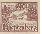 20 Heller (Lichtenberg) -  obverse
