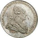 20 Kreuzer - Franz Josef I – obverse