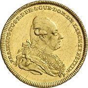 1 Ducat - Franz Josef I – obverse
