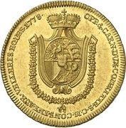 1 Ducat - Franz Josef I – reverse