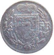 ½ Frank - Johann II – reverse