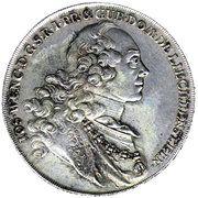 1 Konventionsthaler - Josef Wenzel I – obverse