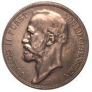 2 Kronen - Johann II – obverse