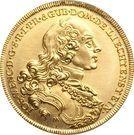 1 Ducat - Josef Wenzel I – obverse