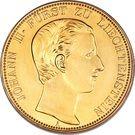1 Vereinsthaler - Johann II (Gold restrike) – obverse