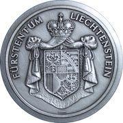 Medallion - Principality of Liechtenstein (Vaduz '97) – obverse