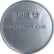 Medallion - Principality of Liechtenstein (Vaduz '97) – reverse