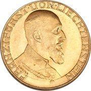 10 Franken - Franz I – obverse