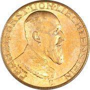 20 Franken - Franz I – obverse