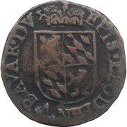 "1 Liard ""Aidant"" - Ernest of Bavaria – reverse"