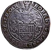 "5 Patards ""Sprenger"" - Robert of Berghes – obverse"